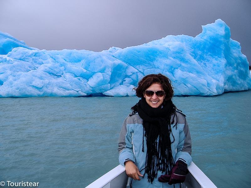 Vero, Glaciar Perito Moreno, Argentina