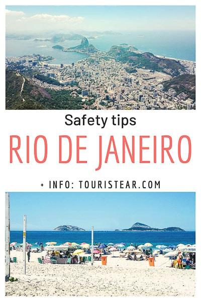 Rio de Janeiro Travel Advice.