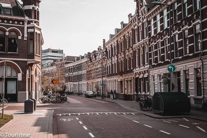 Rotterdam's Old Quarter