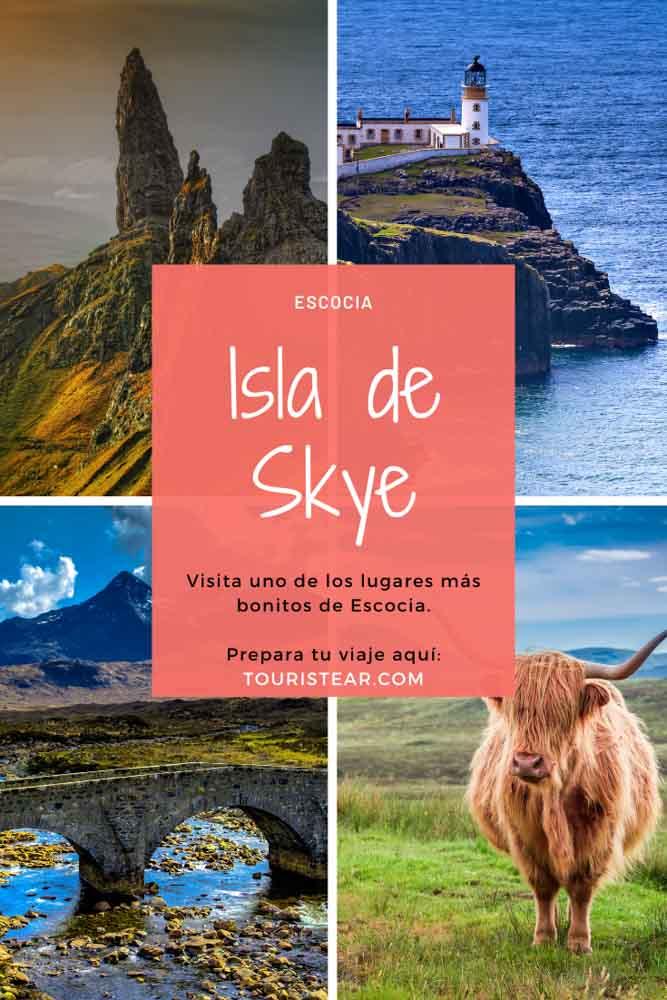 Isla de Skye en uno o dos días, Escocia