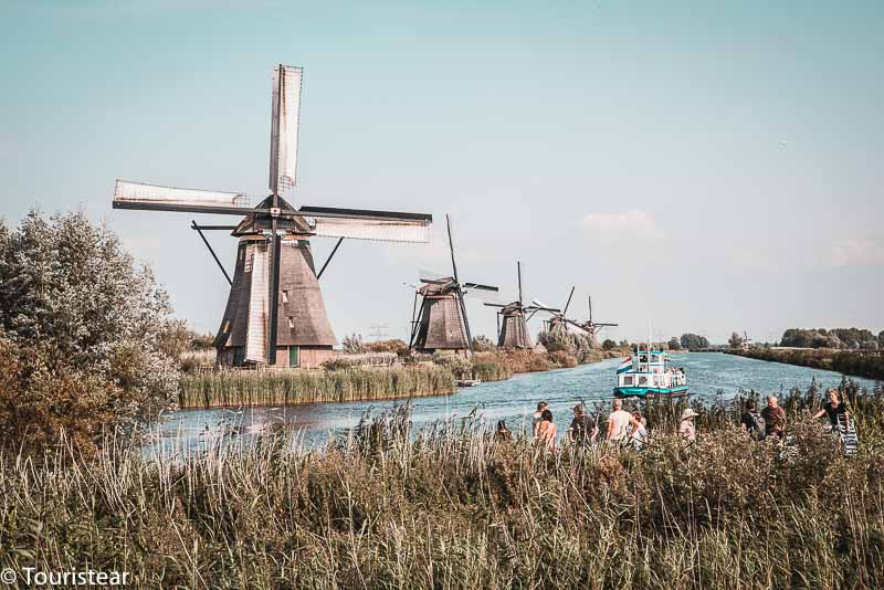 The Kinderdijk Mills