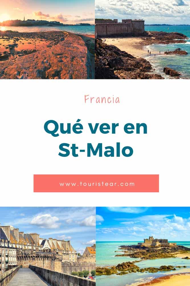 Qué ver en Saint-Malo en un día