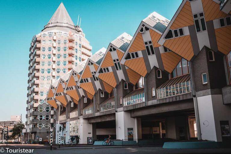 Que ver y hacer en Rotterdam, visitas imprescindibles