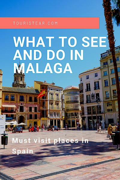 Things to do in Malaga city, Spain