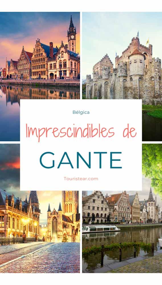 Visitas imprescindibles en Gante, Belgica