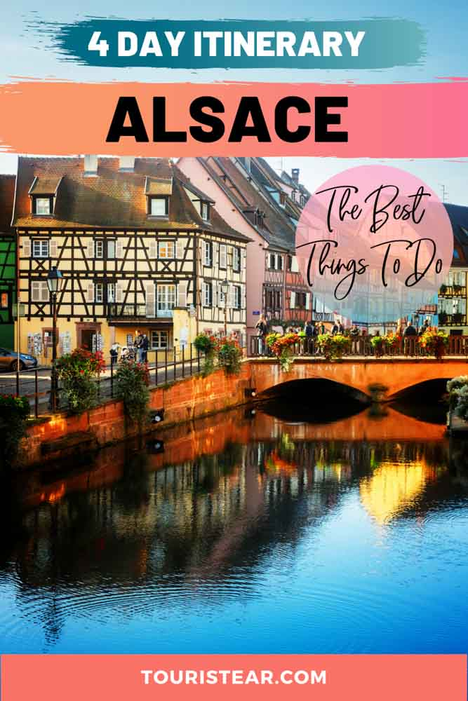4-day Alsace road trip itinerary