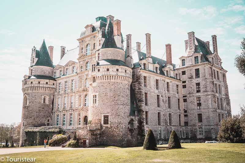 Brissac, Loire Castles, France