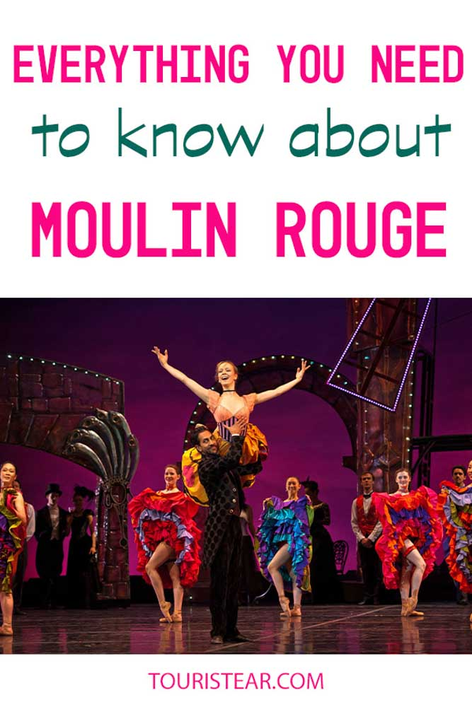 Moulin Rouge in Paris, everything you need to know