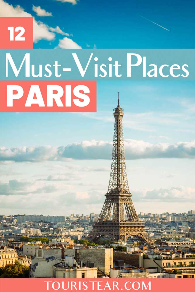Must Visit Places in Paris. Guided Tours