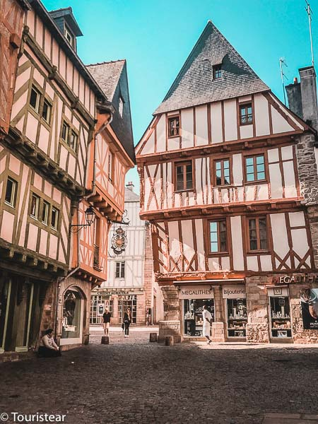 Vannes, what to visit near Nantes