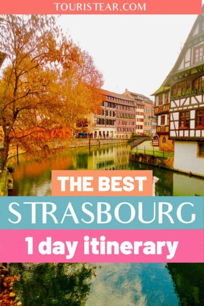 Strasbourg in 1 day