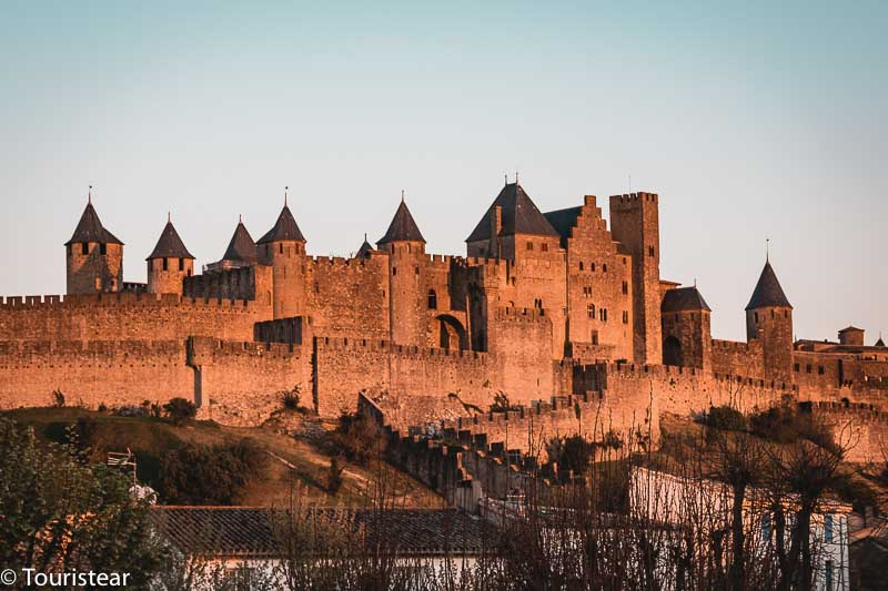 carcassonne, journey through the south of France