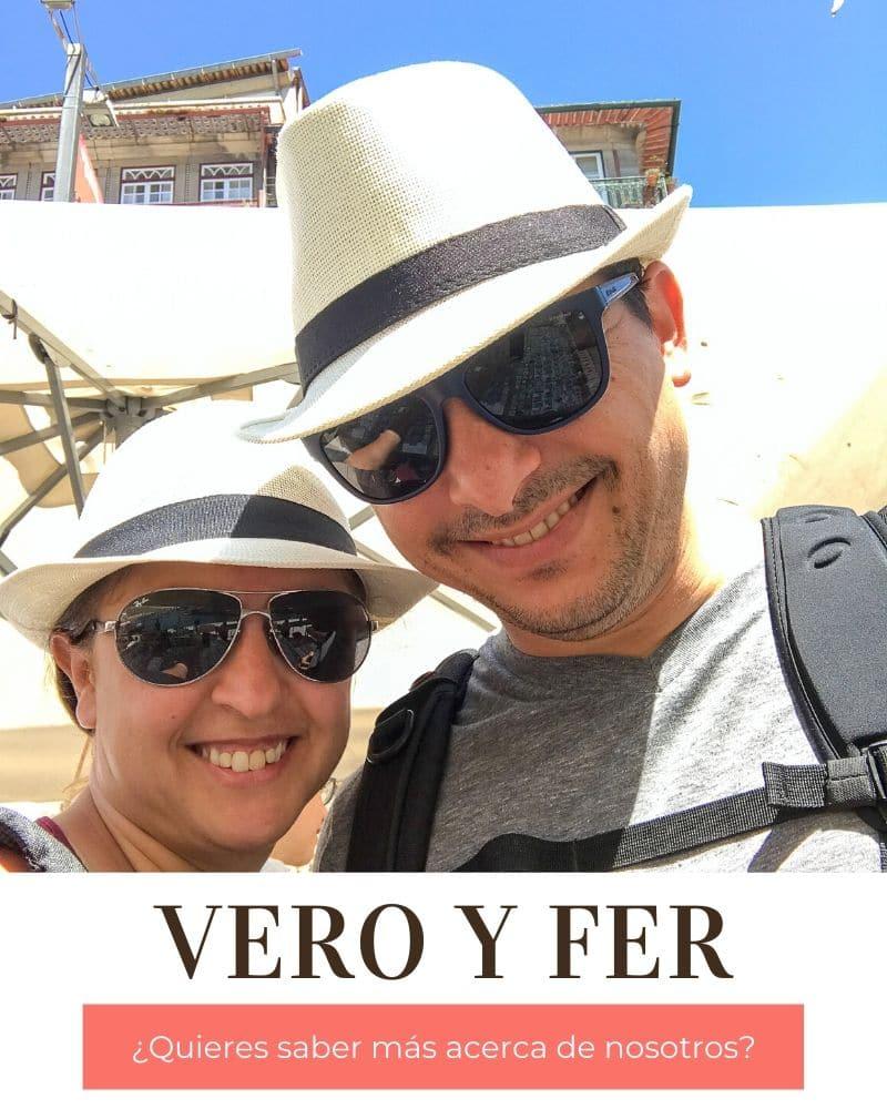 Vero y Fer Touristear