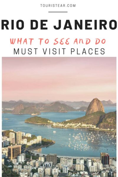 What to see and do in Rio de Janeiro, Brazil