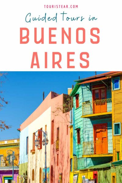 Best guided tours in Buenos Aires