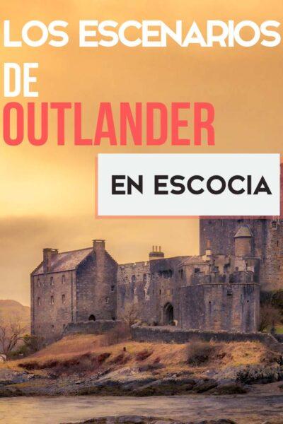 Los escenarios de la serie Outlander en Escocia