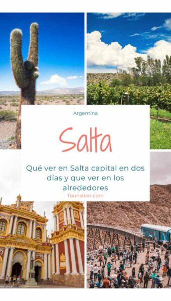 que ver en Salta ciudad y en los alrededores