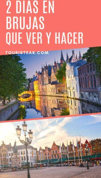 2 días en Brujas, que ver y hacer en Bélgica