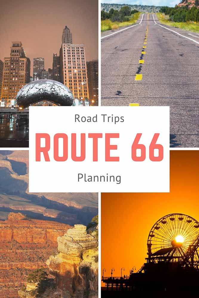 route 66 planning