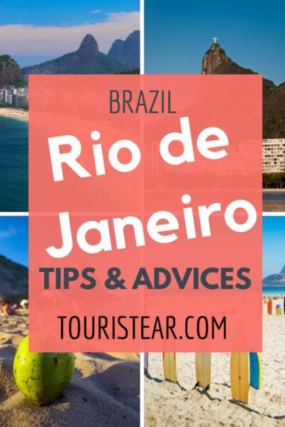 Tips to travel to Brazil safety
