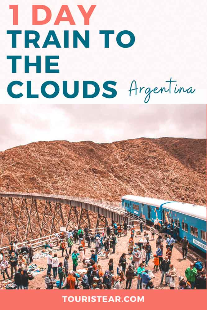 Visit Salta on the Train to the Clouds, a high-altitude visit