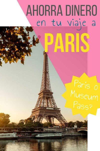 ahorrar dinero en tu viaje a paris