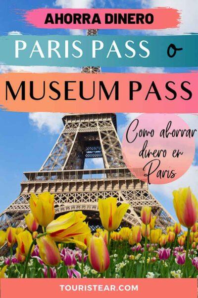 conviene más la paris pass o la museum pass?