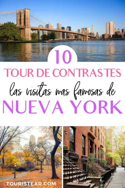 New York Contrasts Tour