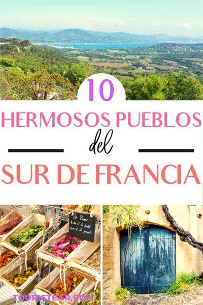 Los pueblos más bonitos del sur de francia que tienes que visitar