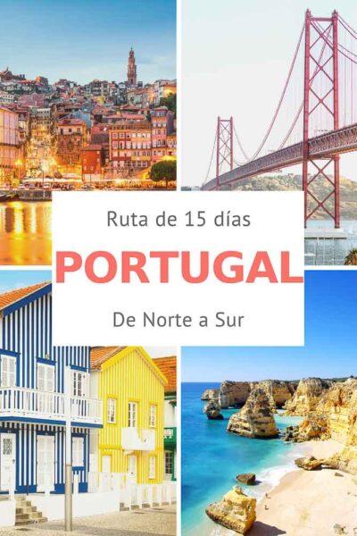 Ruta en coche por Portugal en 15 dias