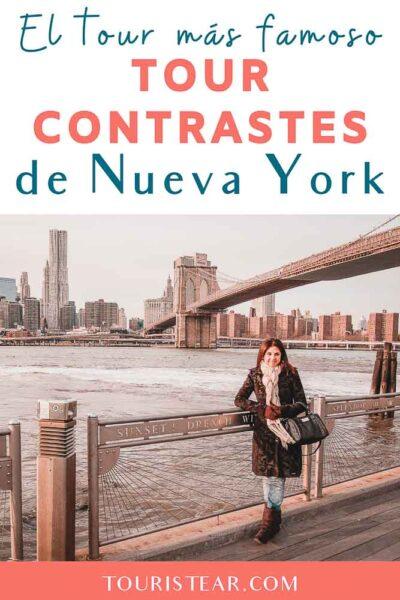 Excursion de contrastes de Nueva York