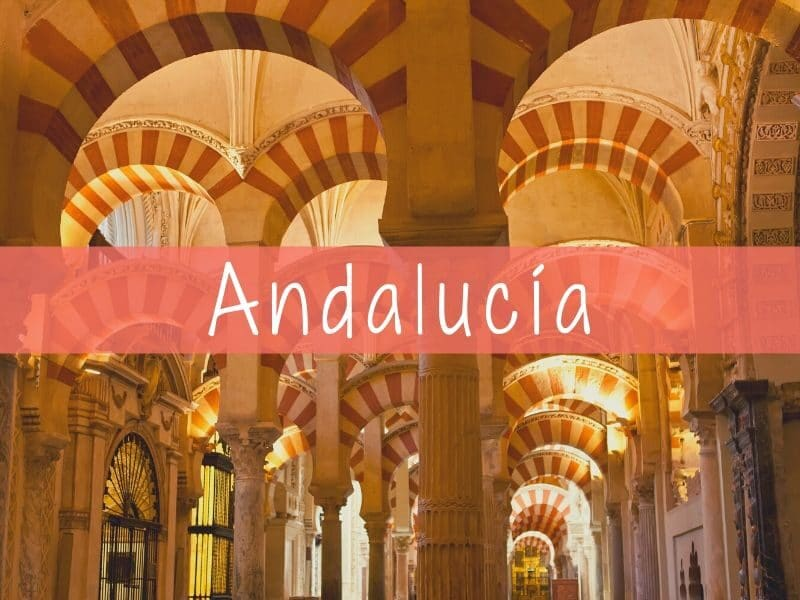 Travel to Andalusia