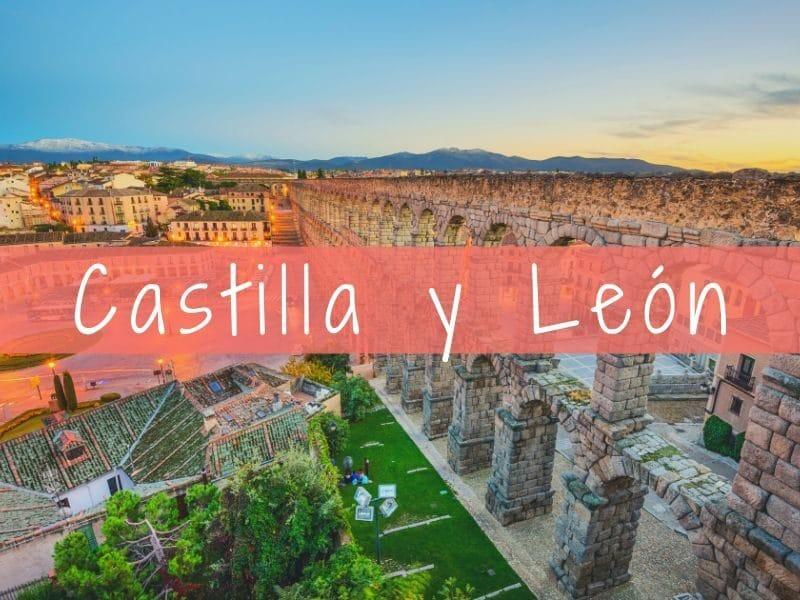 Travel to Castilla y León