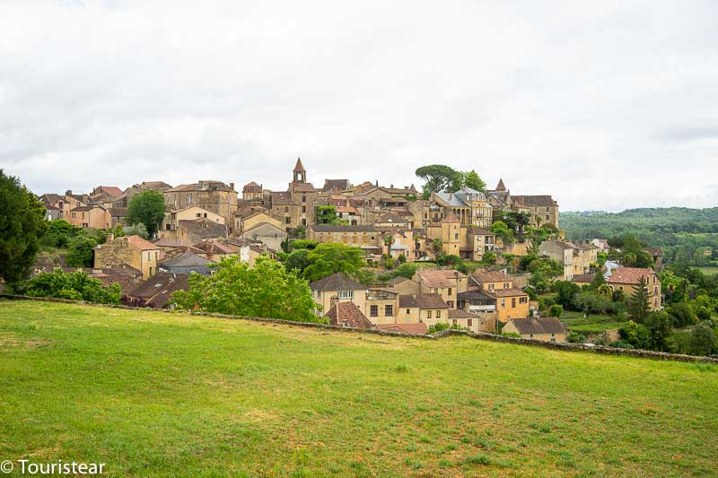 Belvés, one of the coolest villages in the Dordogne