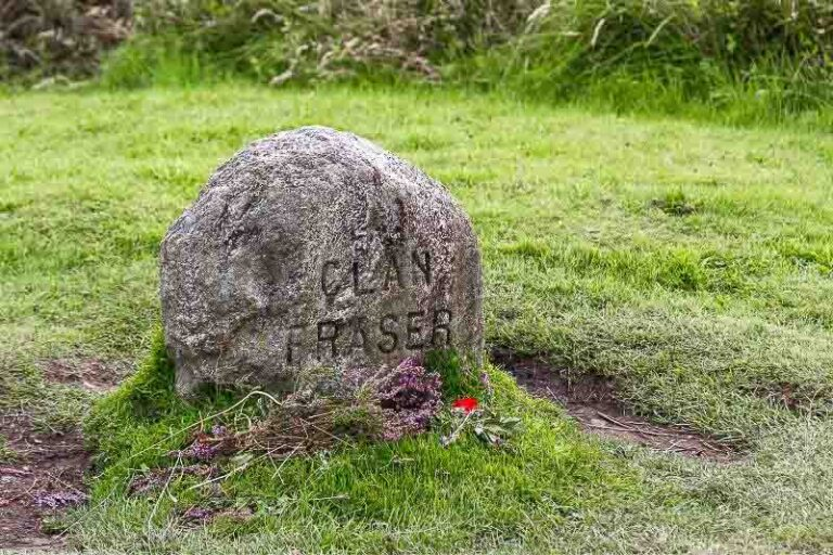 Outlander Filming Locations in Scotland + Map