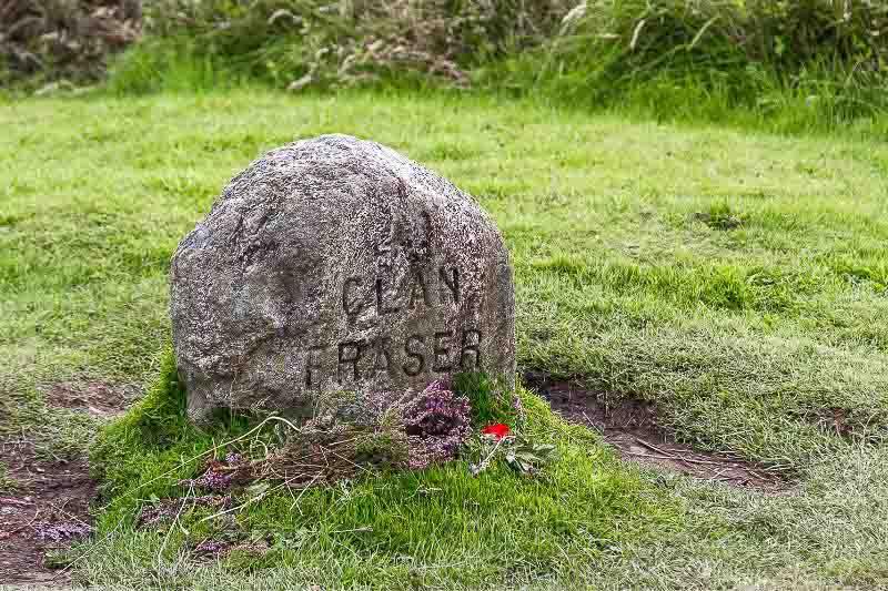 Culloden Battlefield Outlander TV show locations