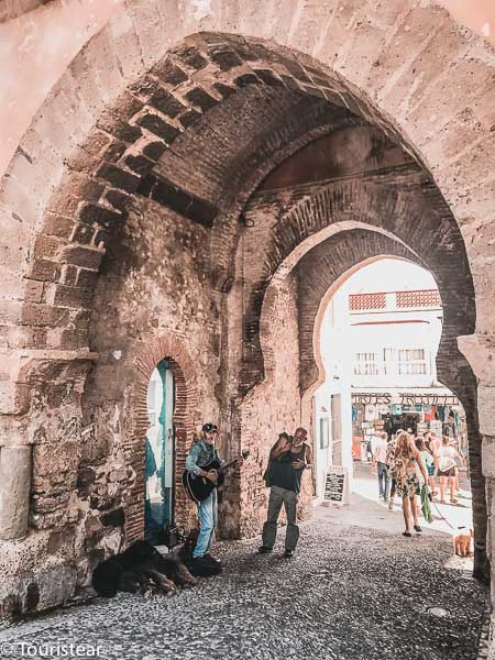 Puerta de Jerez de Tarifa