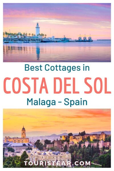 Best cottages Costa del Sol, Malaga