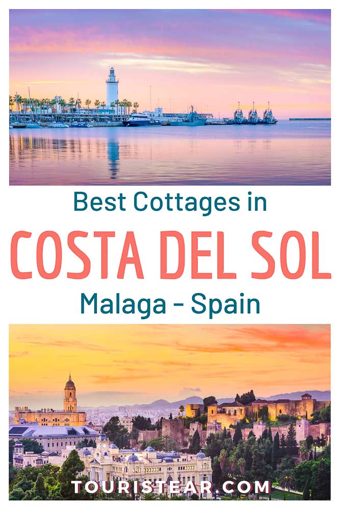Best cottages Costa del Sol, Malaga
