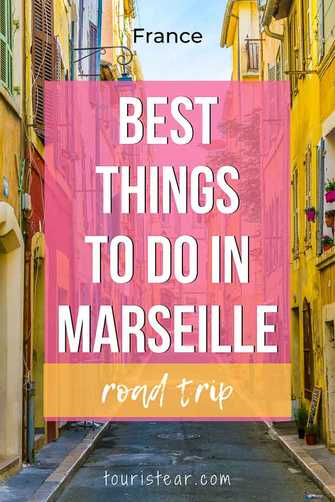 Best things to do in Marseille, France