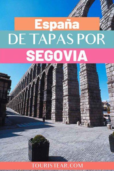 donde ir de tapas por Segovia, España