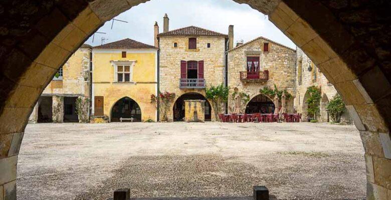 Monpazier's Bastide