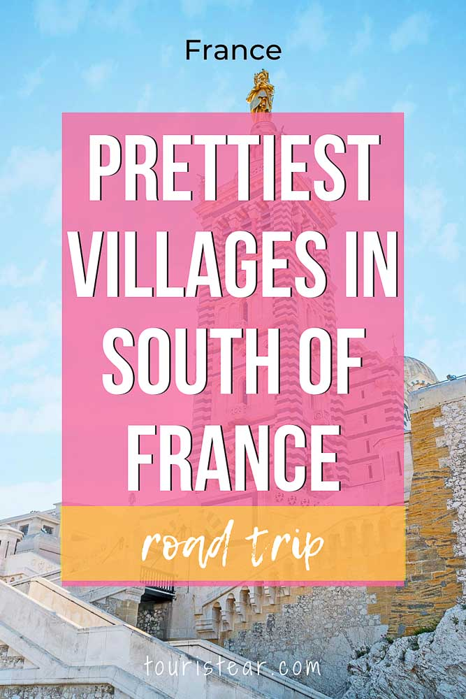 Prettiest Villages South of France