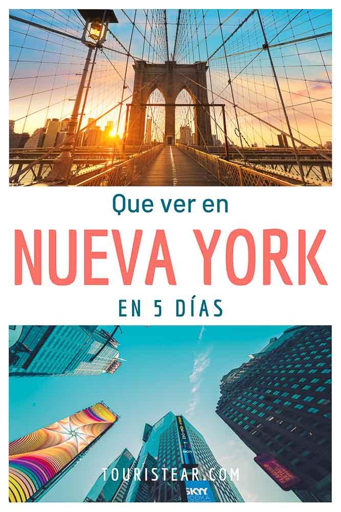 que ver en Nueva York por tu cuenta