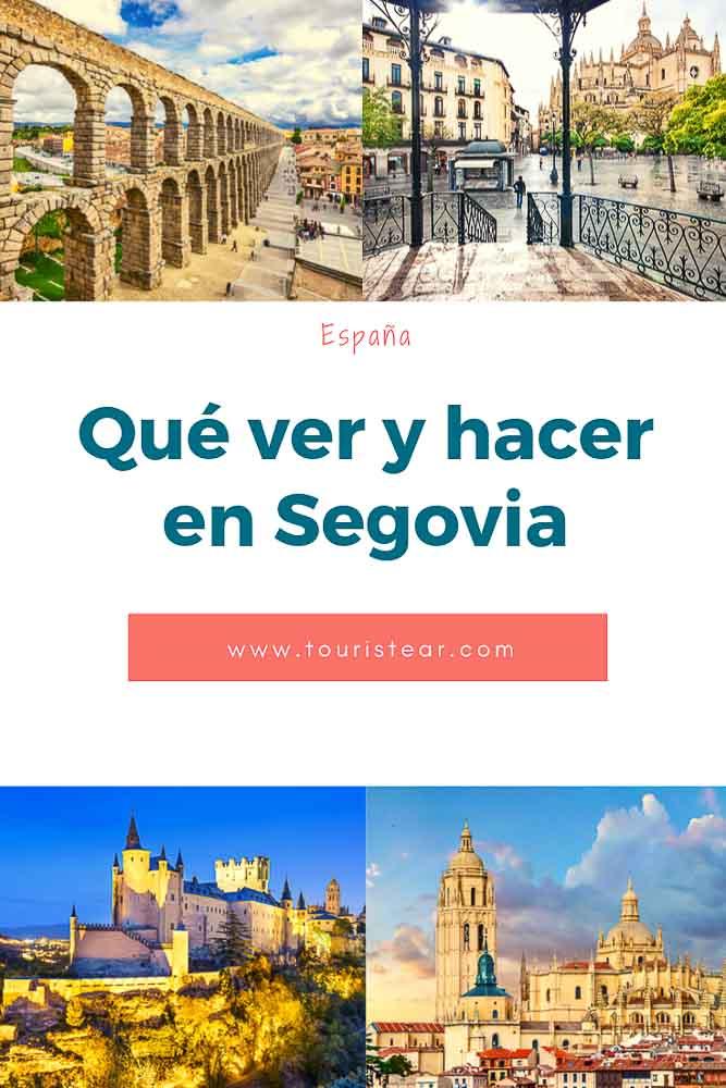 que ver y hacer en Segovia en 1 día.