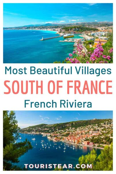 Most Beautiful Villages South of France