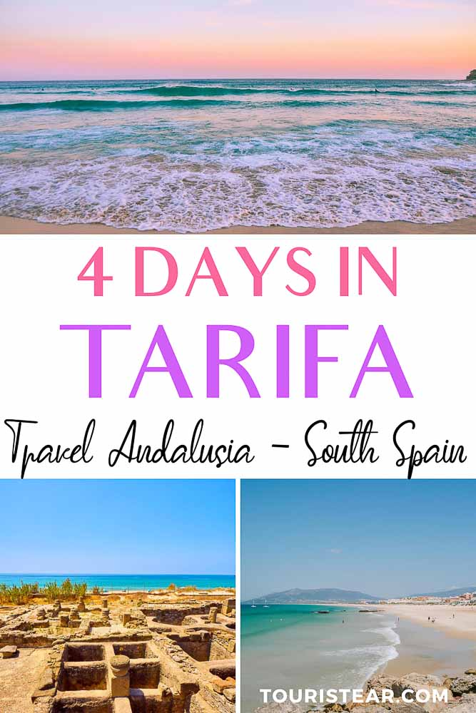 4 days in Tarifa, Cadiz, Spain