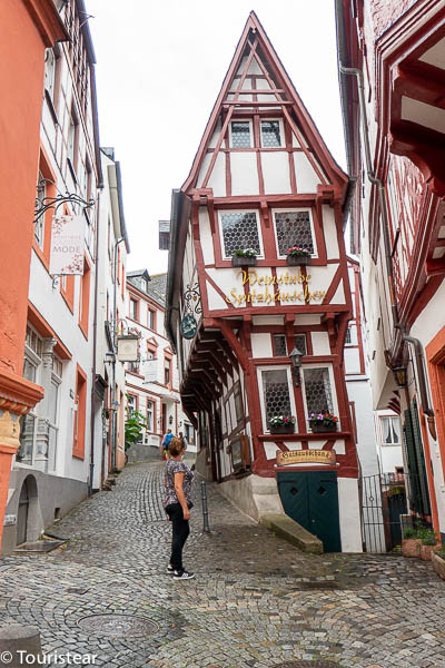 Bernkastel-Kues road trip Mosela Alemania