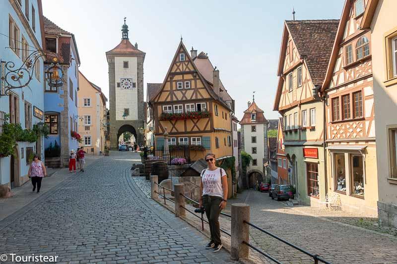 Rothenburg ob der Tauber Vero