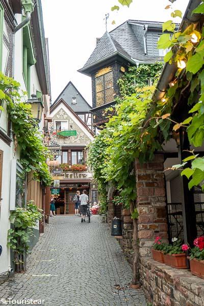 Drosselgasse de Rudesheim am Rhein